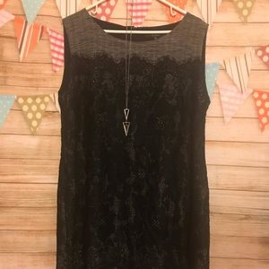 Alex Marie Dress With Necklace